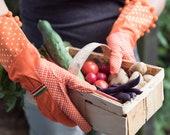 Designer-Garden Gloves Marigold