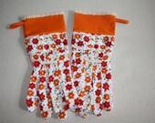 Designer-Garden Gloves Poppy