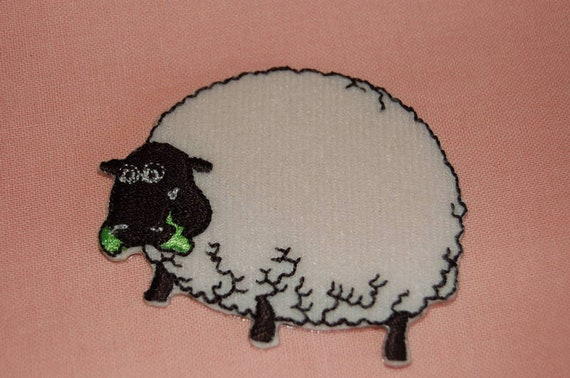 Sheep---patch application