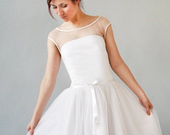 FEMKIT Wedding Dress D.A.R.L.I.N.E