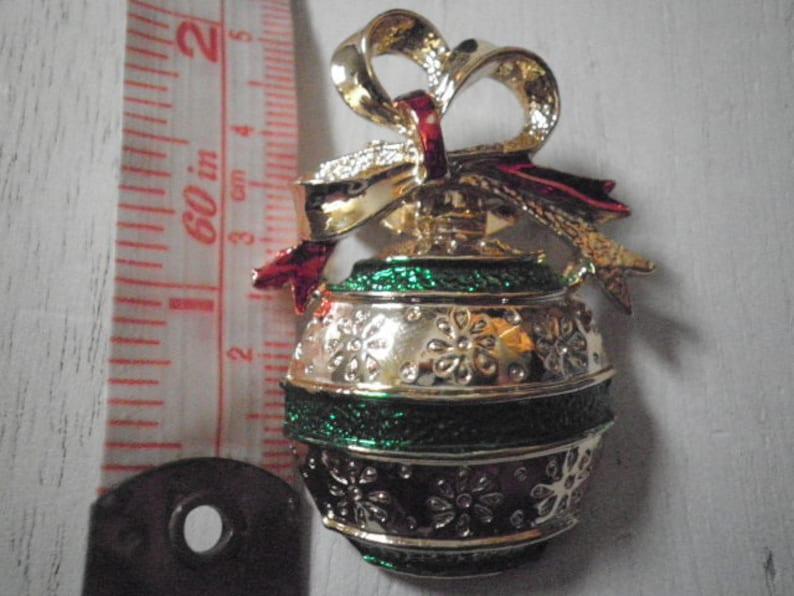 Gerry/'s Christmas ornament brooch