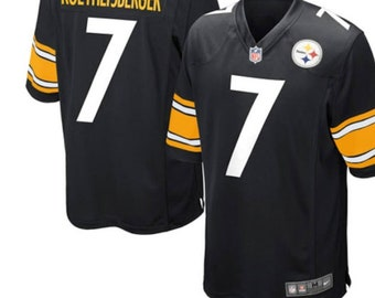 c8eb1f39b Ben Roethlisberger Adult Men s xl Jersey brand new Pittsburgh Steelers