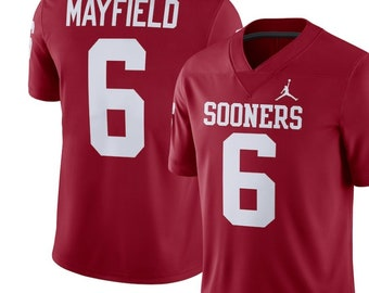 ab9b13bc8 Baker Mayfield xl Jersey Adult Men s brand new Sooners Browns
