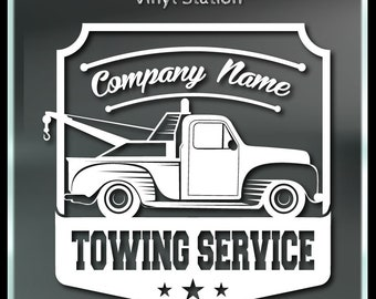 Overheated Towing and Repair Metal Sign Art By Greg Hildebrandt