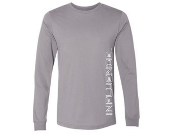 INFLUENCE Long Sleeve Jersey Tee