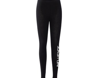 INFLUENCE Women's Cotton Spandex Leggings