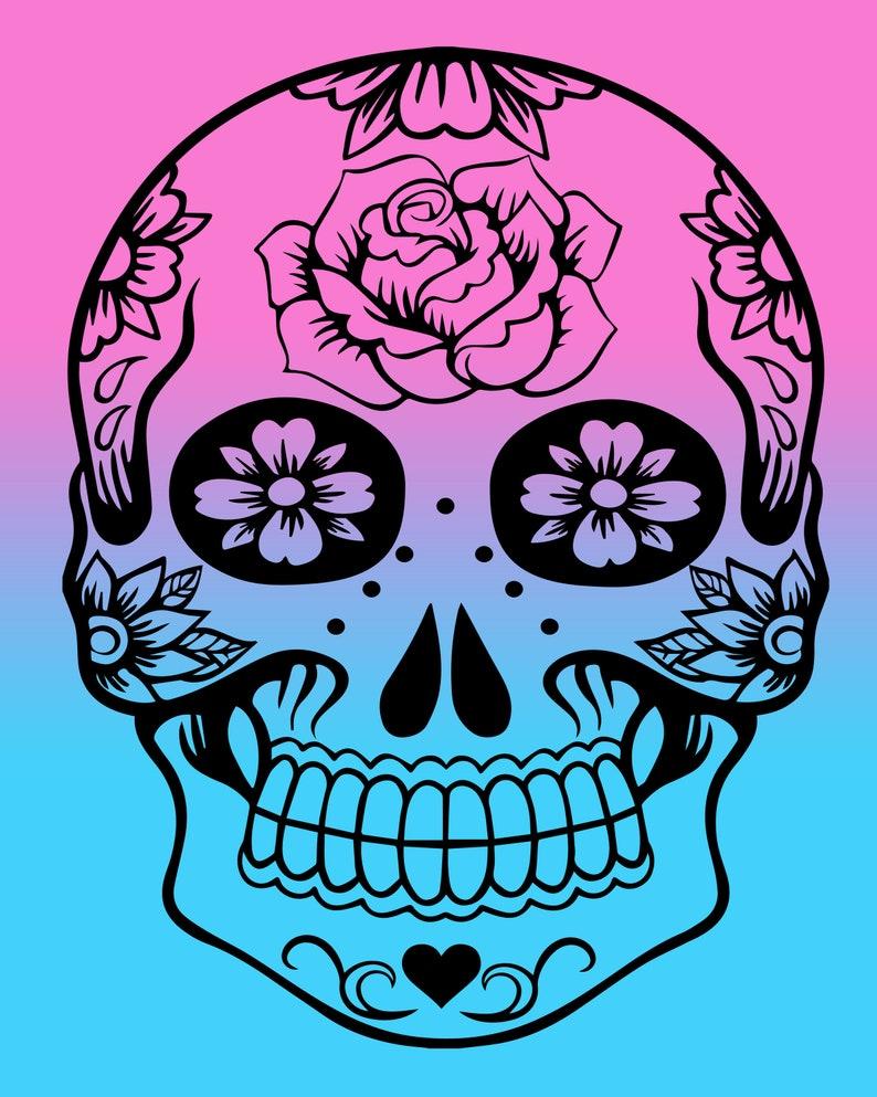 - Sugar Skull Printable Etsy