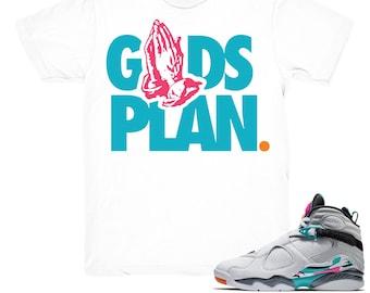 cf668e04231f32 Air Jordan 8 South Beach shirt