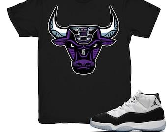 9fc59fee820abf Air Jordan 11 Concord shirt