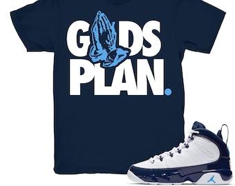 jordan 9 pearl blue outfit