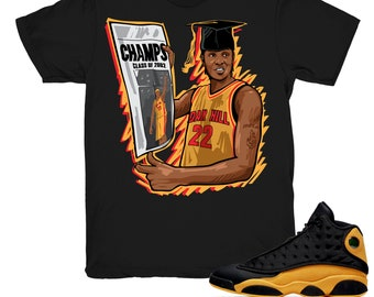 Air Jordan 13 Carmelo Anthony Melo shirt  33efa929c