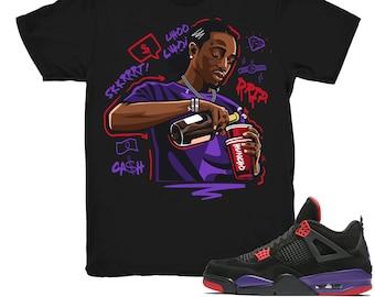 3f8393be38b0 Air Jordan 4 Raptors shirt