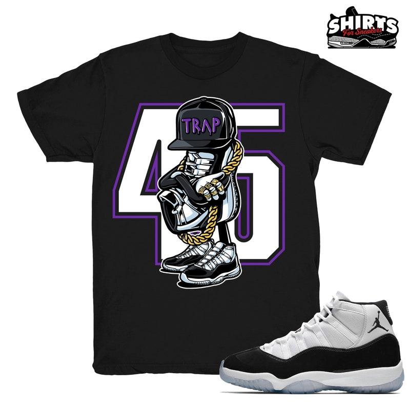 b37d37b7c51fd8 Air Jordan 11 Concord shirt Concord Sneakerhead Retro 11