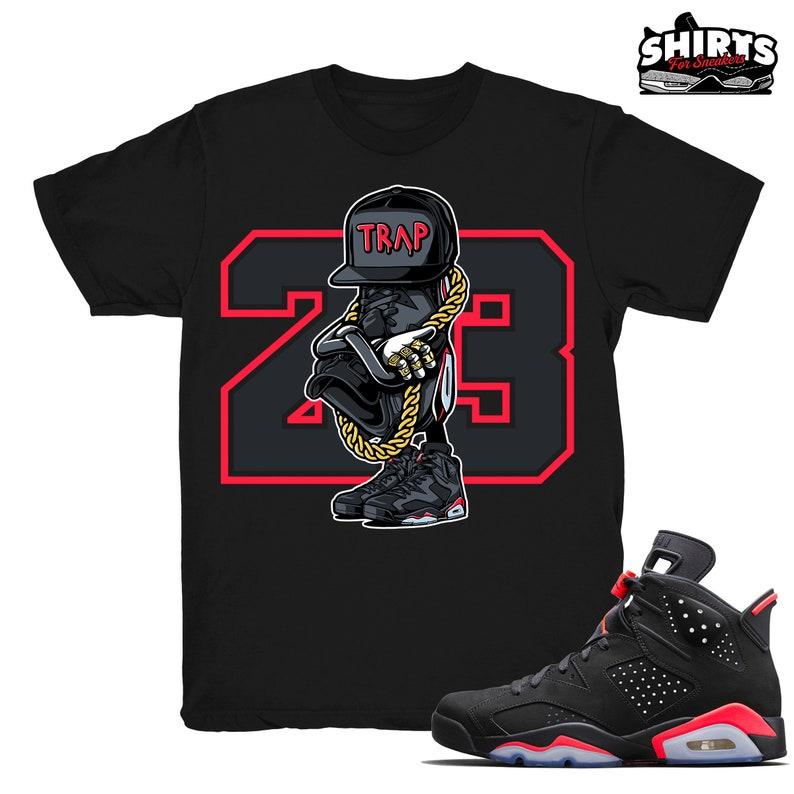 0cf60e9fb7aab7 Air Jordan 6 Infrared shirt Infrared Sneakerhead Retro 6