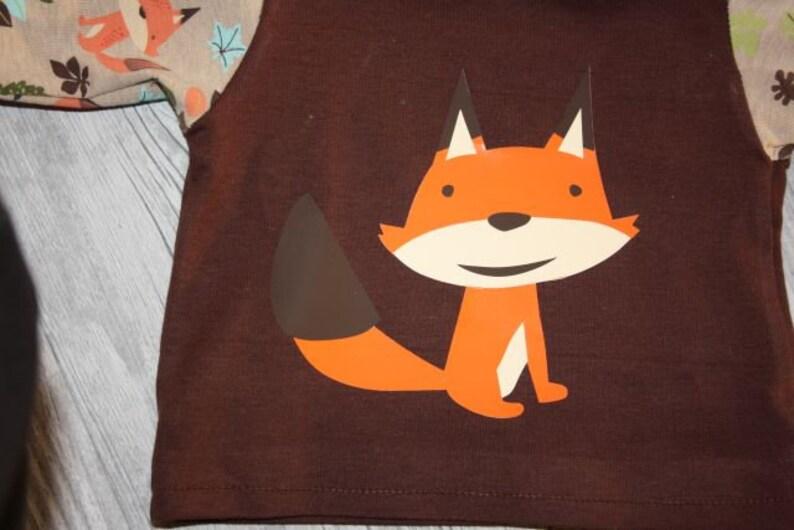 Babyshirt Fox