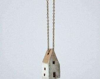 HOME - Ceramic necklace