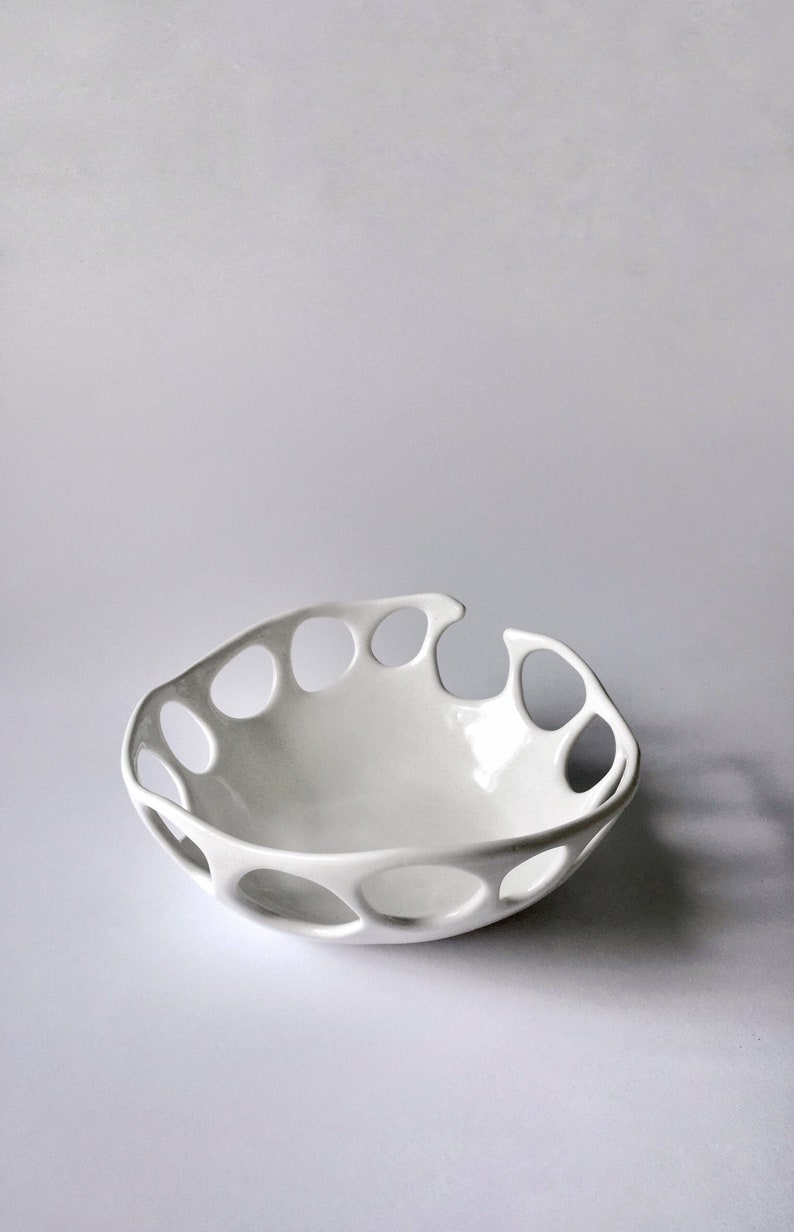 Ceramic Clay Bowl image 0