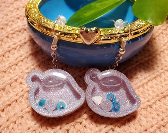 Animal Crossing New Horizons switch video Game Marshal Studs Earrings necklace