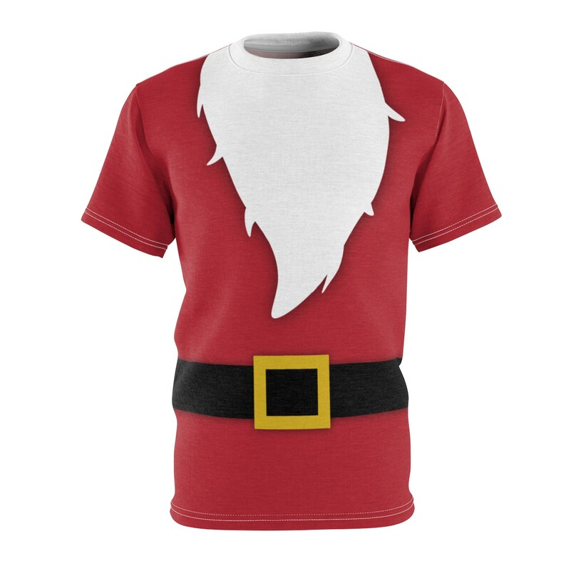 Grumpy Seven Dwarfs Costume All Over Print Shirt Unisex Cut & Sew Tee