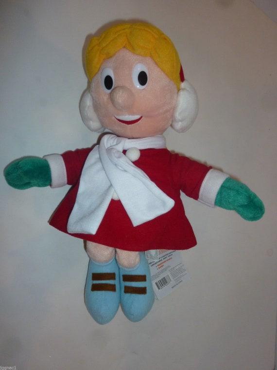 1998 CVS Herbie Hermey Elf Dentist Doll Rudolph Misfit Toy 12 inch Plush w//Tags