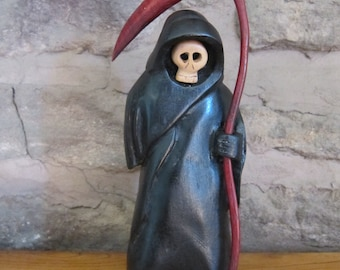The GRIM REAPER !!!!!  or DEATH