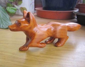 the fox ( bad press coverage ) Renard !