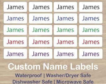 Waterproof labels   Etsy