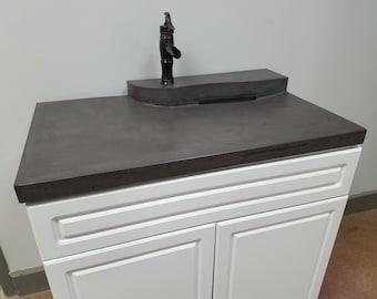 """2"""" Tier Zero Depth Sink - Vanity Top"""