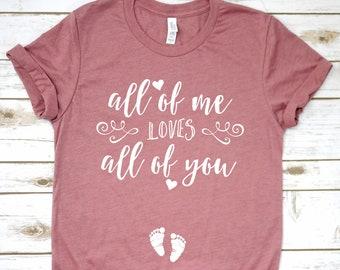 c44b28548c5a5 Pregnancy Shirt, Mom To Be Pregnancy Shirt, Maternity Shirts Cute, Baby  Bump Shirt, Mother's Day Pregnancy Shirt