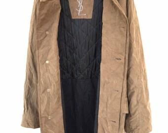 b94ce058f Ysl jacket | Etsy