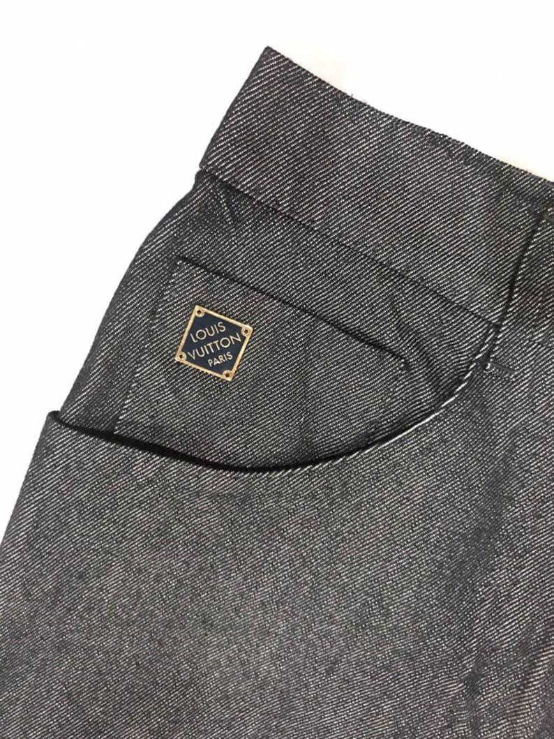 LOUIS VUITION Paris jeans Women Made in France