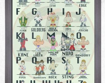 ABC's of Pro Wrestling