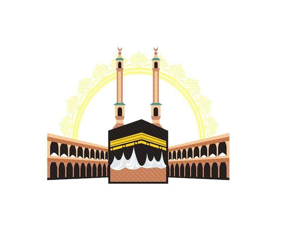 collectible islamic religious Madina makkah table top decorative gift-USA Seller