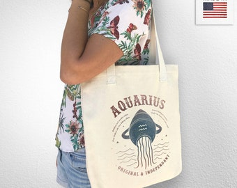 1cc6711026c Zodiac sign premium tote bag