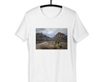 Joshua Tree Short-Sleeve Unisex T-Shirt