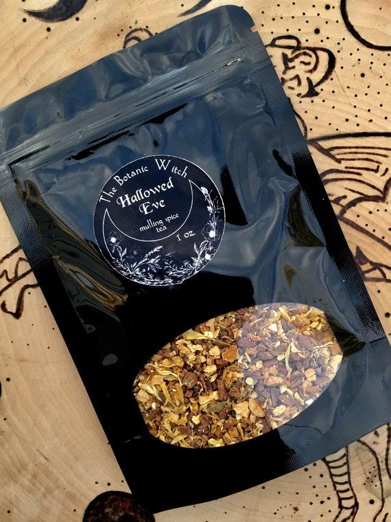 Samhain Ritual Mulling Spices