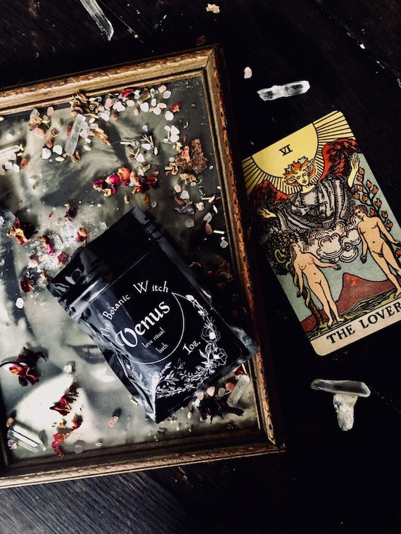Love Spell Ritual Bath Soak