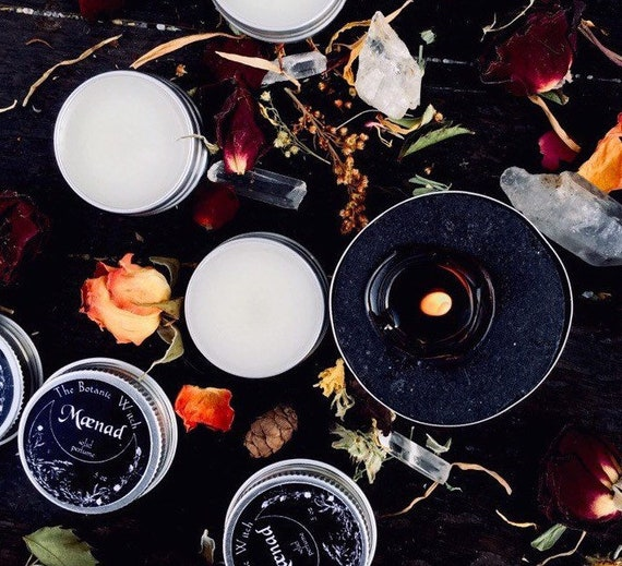 Solid Perfume Heavy Floral
