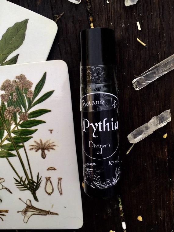 Pythia Divination oil