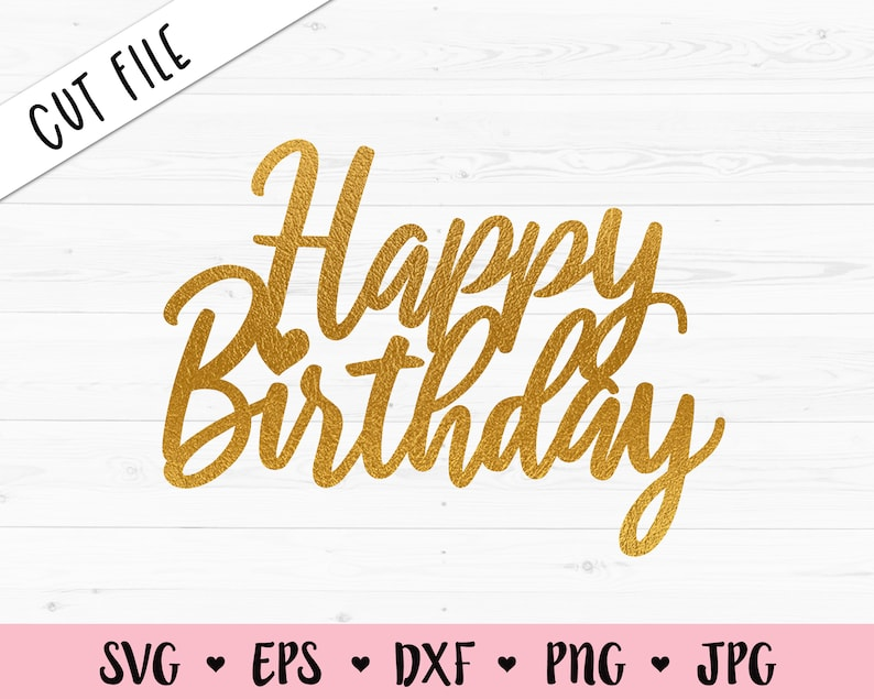 327+ Birthday Cake Svg – SVG Bundles
