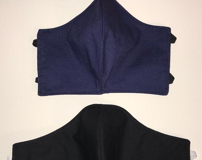 Cloth Face Mask, Reusable Dust Mask, Pollen Mask, Face Mask, Reversible Face Cover