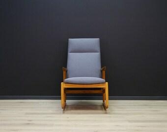 Scandinavisch Design Schommelstoel.Deense Schommelstoel Etsy