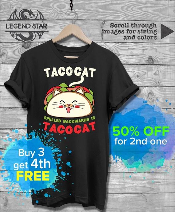 Cinco de Mayo Shirt Hoodies Foodie Shirt Taco Gift Shirt Taco Shirt Tank Top Taco Tuesday Taco Lover Mexican Food Funny Taco Cat