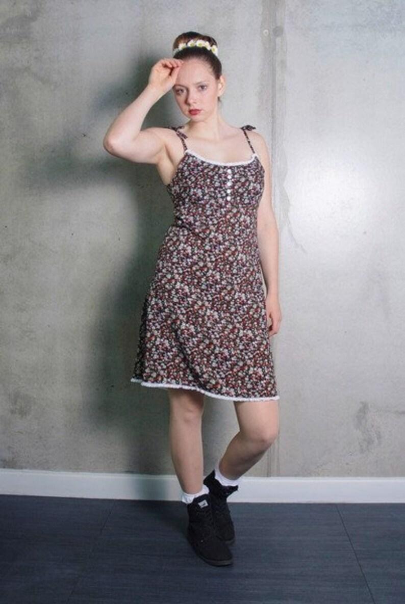 36-38 Carrier dress Alicia Floret Gr