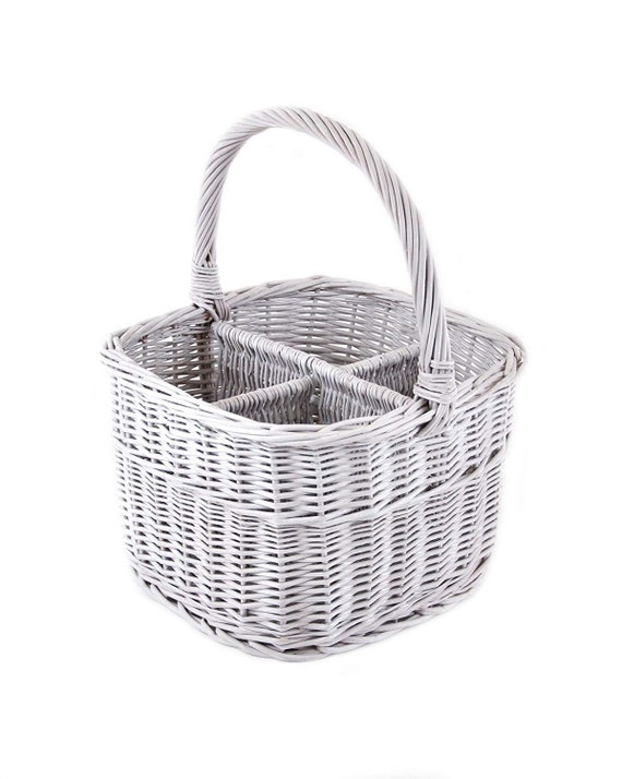 Myber Rattankorb Wicker Basket Bottlenket Wheat Basket Etsy