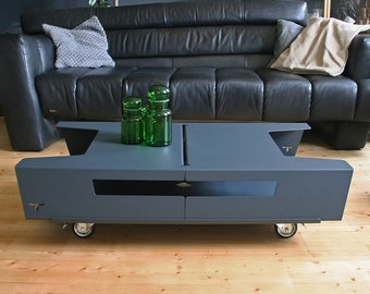 ally twintop coffee table / Coffeetable