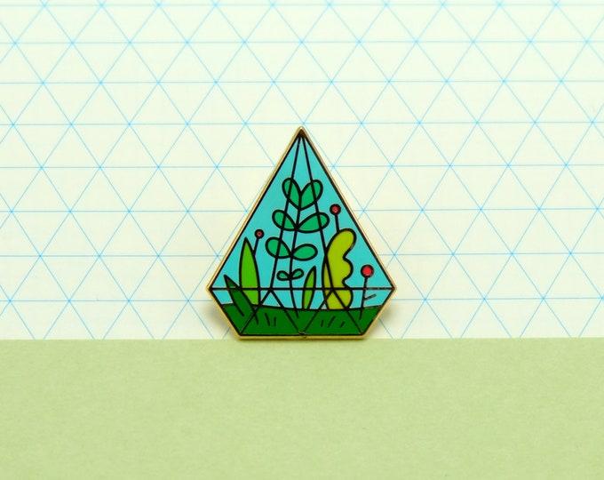 Terrarium Pin