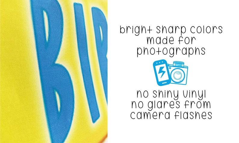 Yo Gabba Gabba Backdrop Custom Birthday Banner