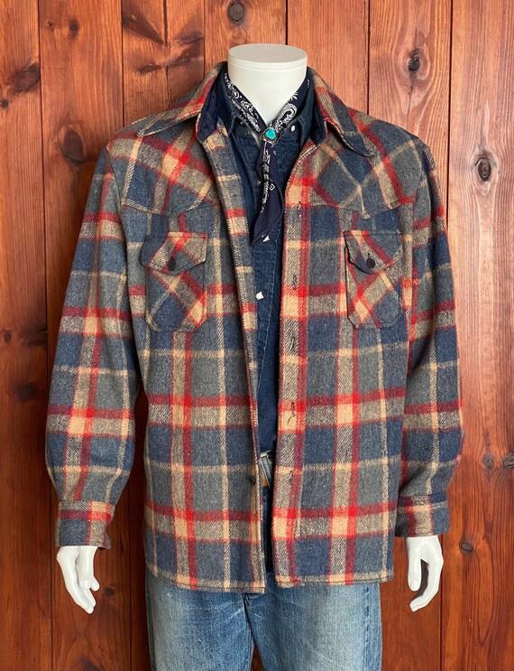 Vintage Ferranti Cpo Heavy Flannel