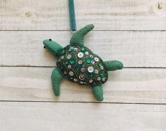 DIY Felt Turtle Stuffie in 2020   Felt turtle, Felt diy, Felt ornaments  patterns
